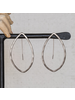 OraTen Cadence Earrings, Bi-Convex - Lrg