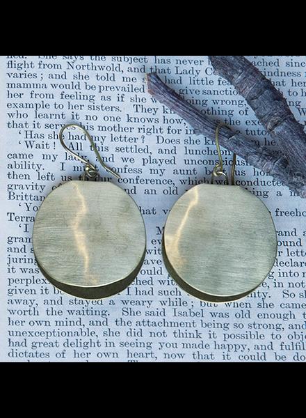 OraTen Tarot Earrings, Oval