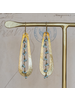 OraTen Iota Earrings - Amazonite