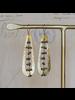 OraTen Iota Earrings - Pyrite