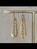 OraTen Iota Earrings - Moonstone