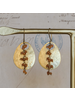 OraTen Ovo Earrings - Carnelian