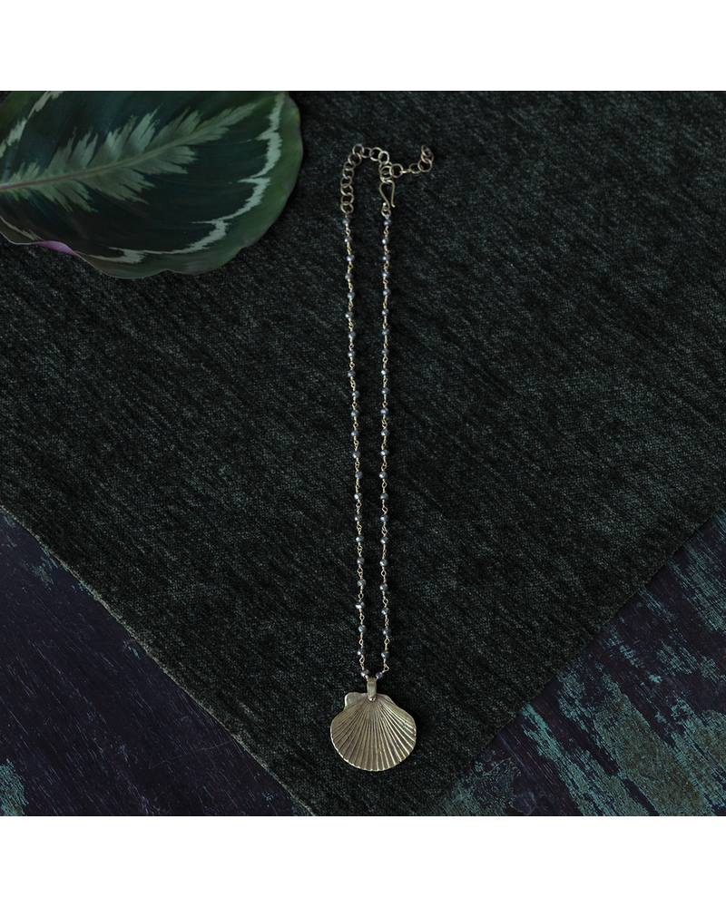 OraTen Natura Necklaces - Scallop