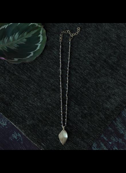 OraTen Natura Necklaces - Leaf