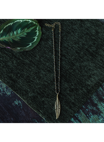OraTen Natura Necklaces - Feather