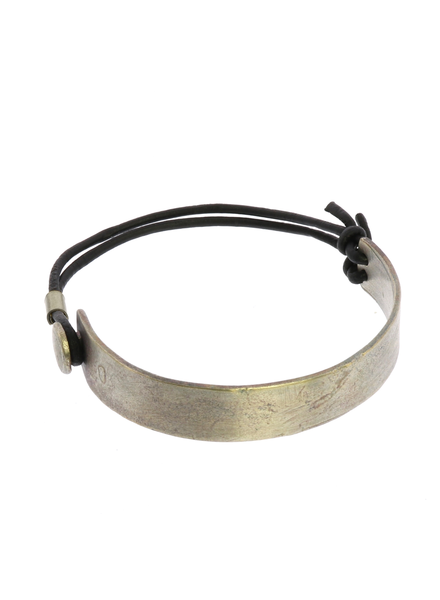 HomArt Scout Silver Cuff Bracelet