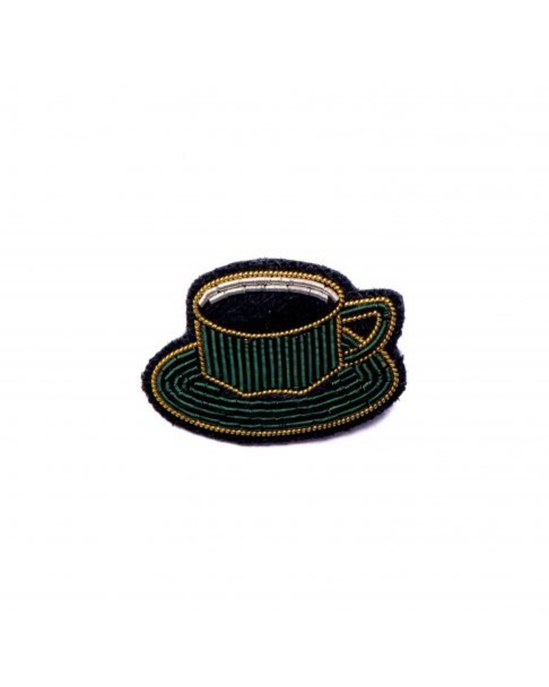 Macon & Lesquoy Pins Cup Of Coffee Pin