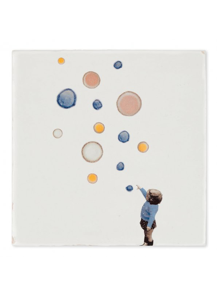 Storytiles Catching Bubbles Tile 7""