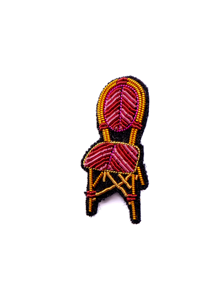 Macon & Lesquoy Pins Pub Chair Pin