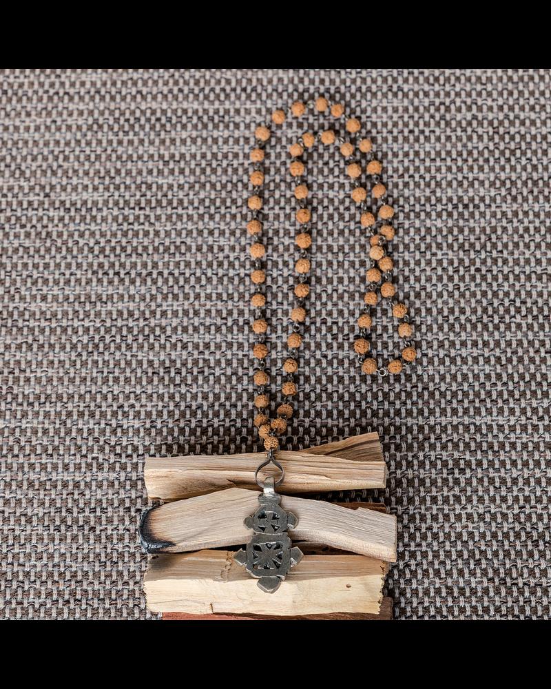 OraTen Ethiopian Cross Pendant