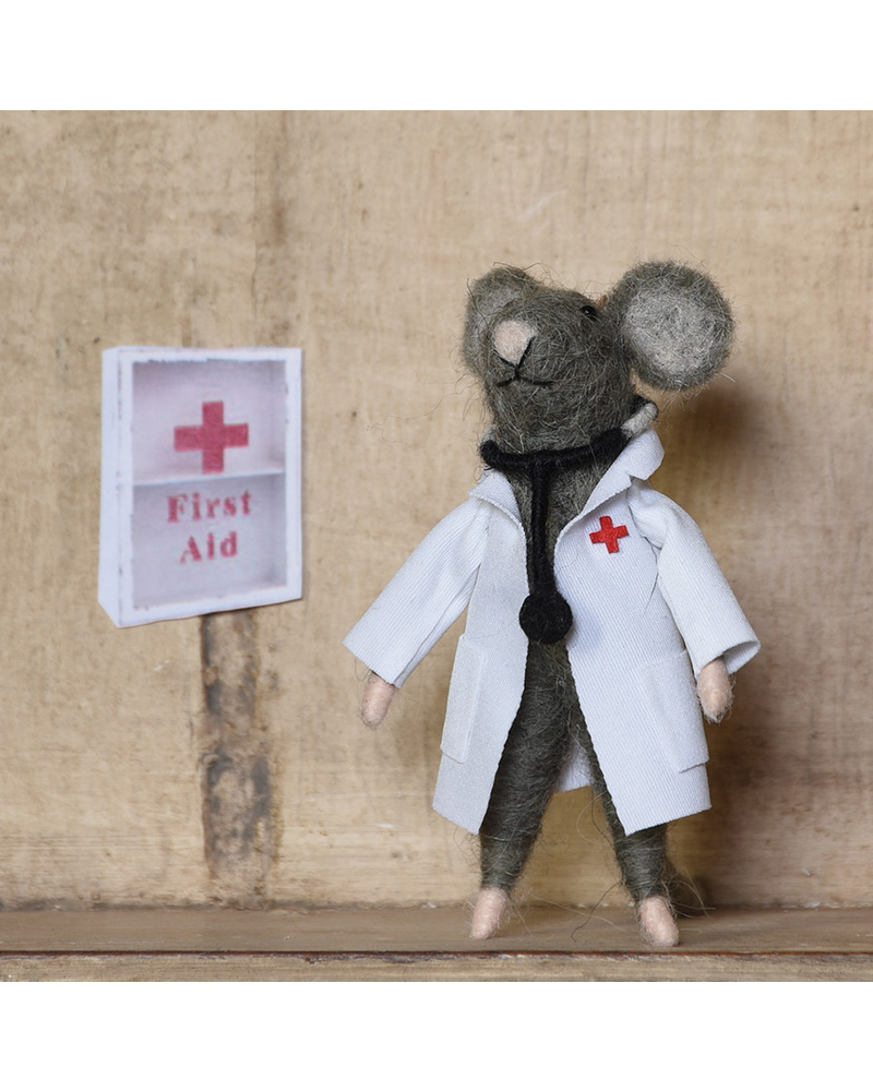 HomArt Doctor Mouse