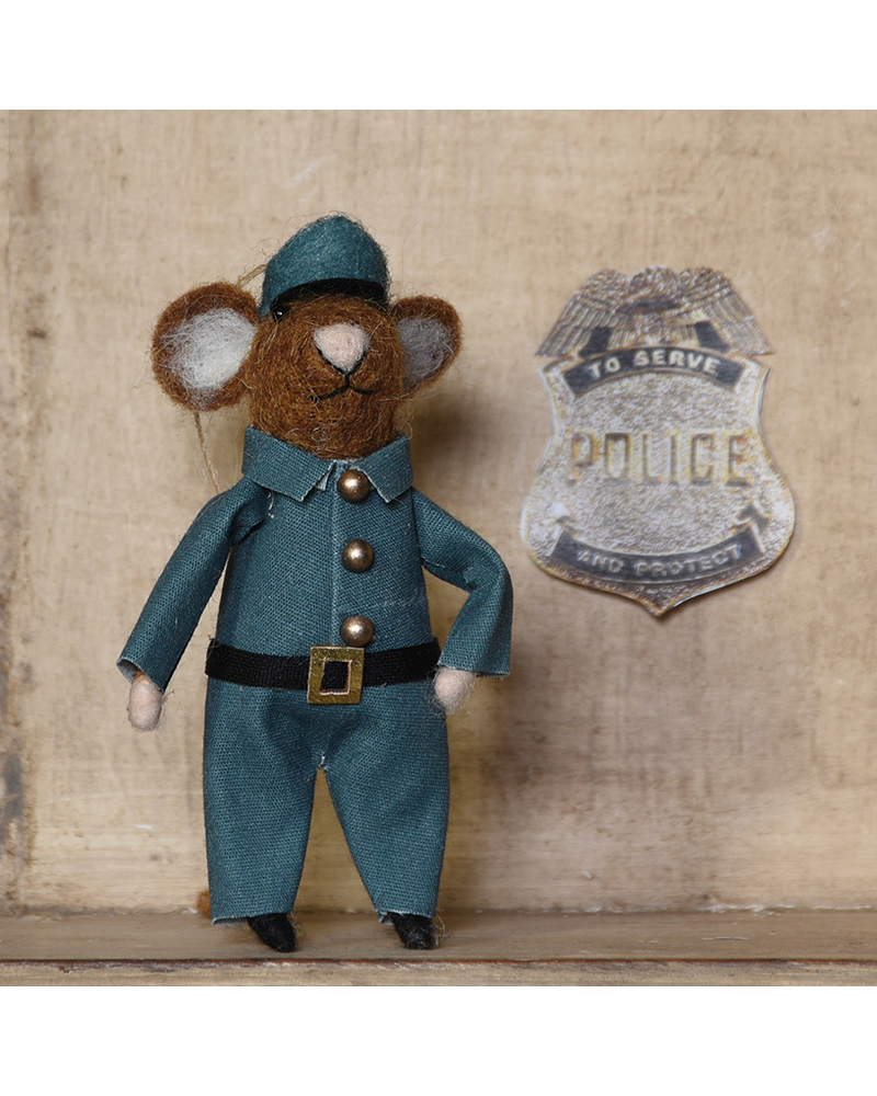HomArt Officer Mouse