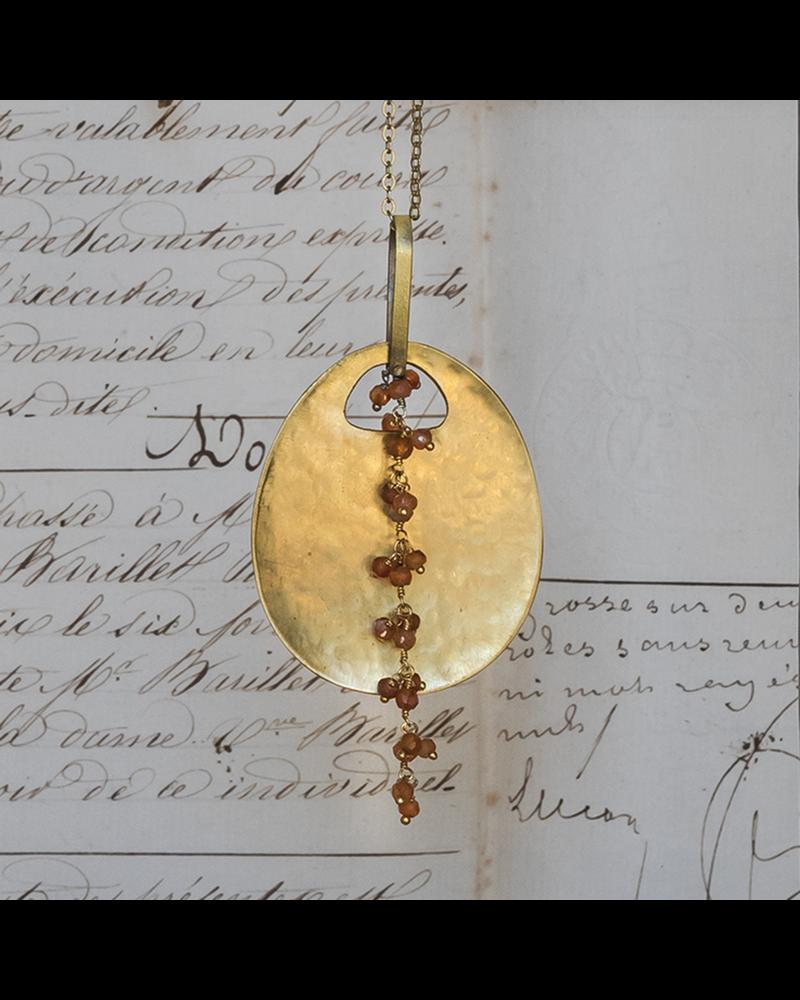 OraTen Ovo Necklaces - Carnelian
