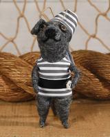 HomArt Dog Pirate Prisoner