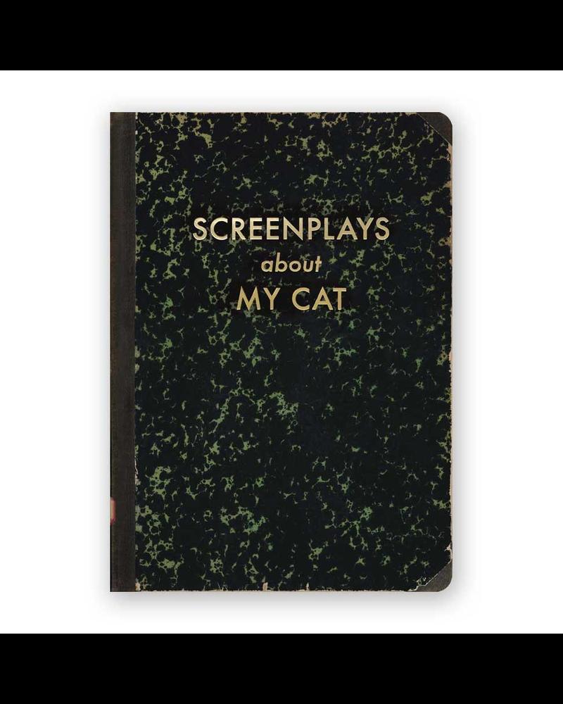 Mincing Mockingbird Screenplays About My Cat Journal