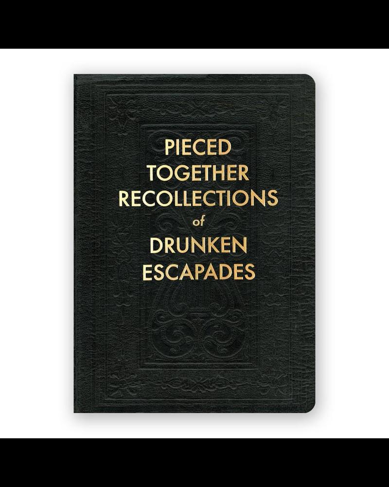 Mincing Mockingbird Drunken Escapades Journal