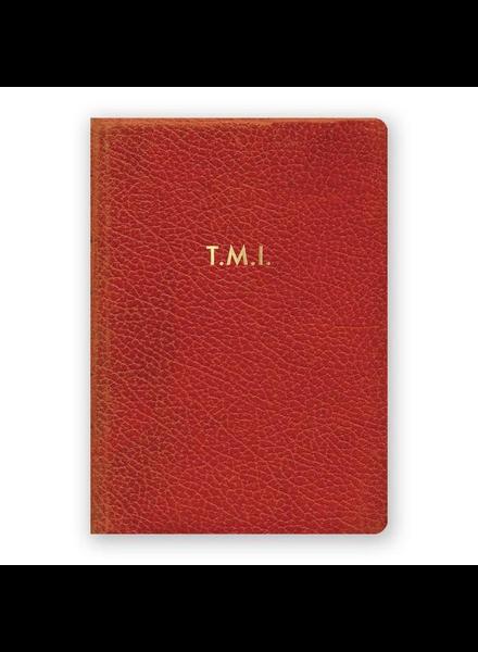 Mincing Mockingbird TMI Journal