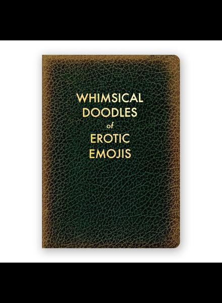 Mincing Mockingbird Whimsical Doodles Journal