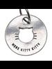 Pewter Cat Blessing Ring - Bakers Dozen (online only)