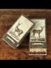 HomArt Stag-Deer HomArt Matches - Set of 3 Boxes