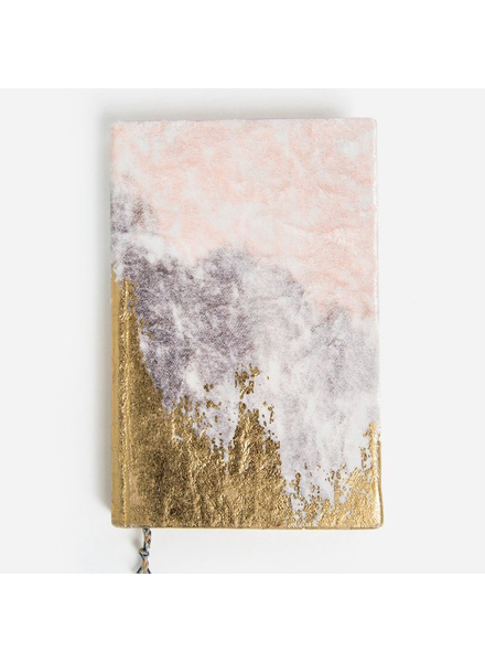 Printfresh Velvet Gratitude Journal - Mini