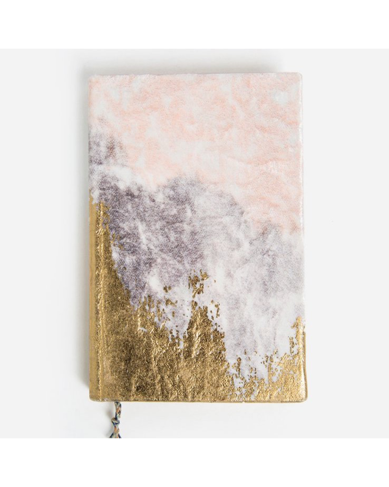 Printfresh Velvet Gratitude Journal - Mini