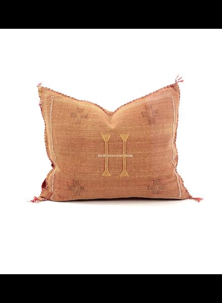 Bryar Wolf Moroccan Pillow - Ja Print 20x20