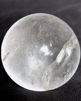 """Madagascar Import Seam Quartz Sphere 2""""-3"""""""