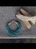 OraTen Mela Beaded Bracelet - Aqua
