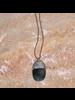 OraTen Mariposa Pendant, Silver & Horn Linked  - Capsule - Dark Horn