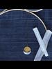 OraTen Moonrise Pendant - Round, Sm - Brass & Silver - Brass & Silver