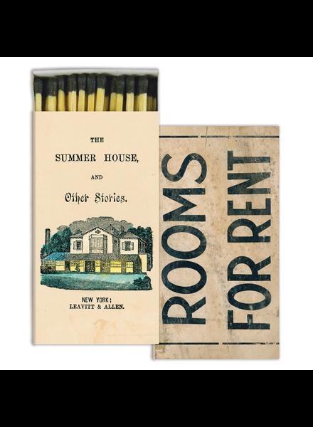 HomArt Rooms for Rent HomArt Matches - Set of 3