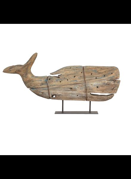 HomArt Kelso Sperm Whale, Wood