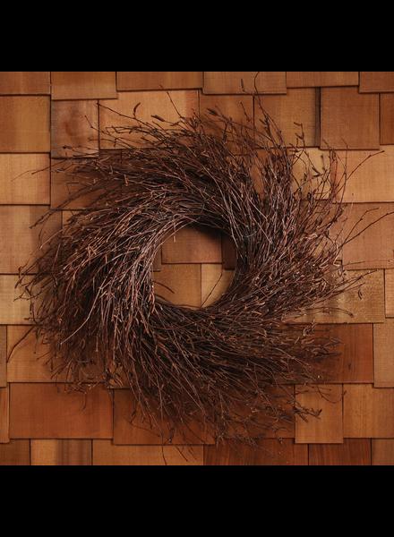 HomArt Willow Wreath - Natural