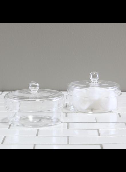 HomArt Utility Jar - Sm - Clear