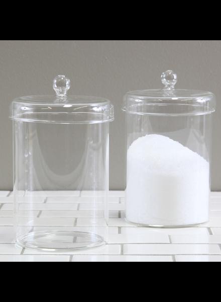HomArt Utility Jar - Lrg - Clear