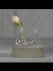 HomArt Gwen Vase, Glass - Tall
