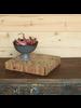 HomArt Levi Footed Bowl, Ceramic - Lrg - Fancy Blue