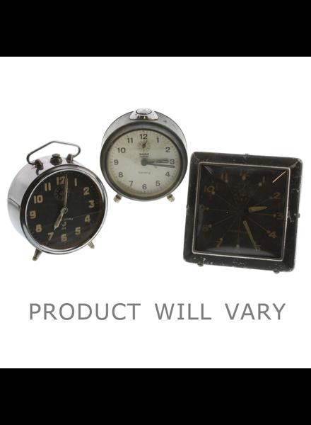 HomArt Iron Table Clock