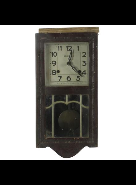 HomArt Wooden Wall Clock