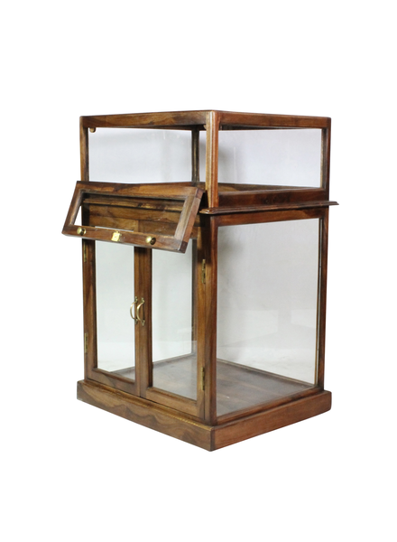 HomArt Havana Display Cabinet - Square