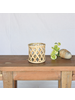 HomArt Cane Weave Vase - Sm