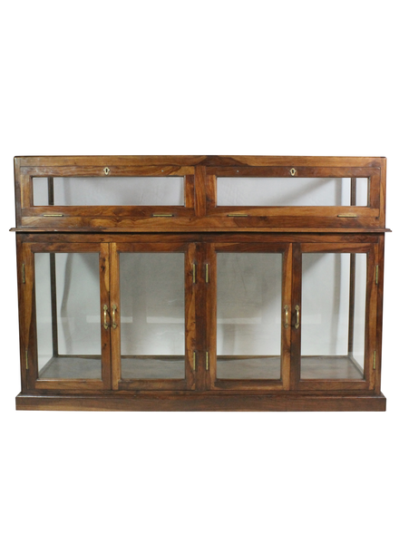 HomArt Havana Display Cabinet - Rectangle
