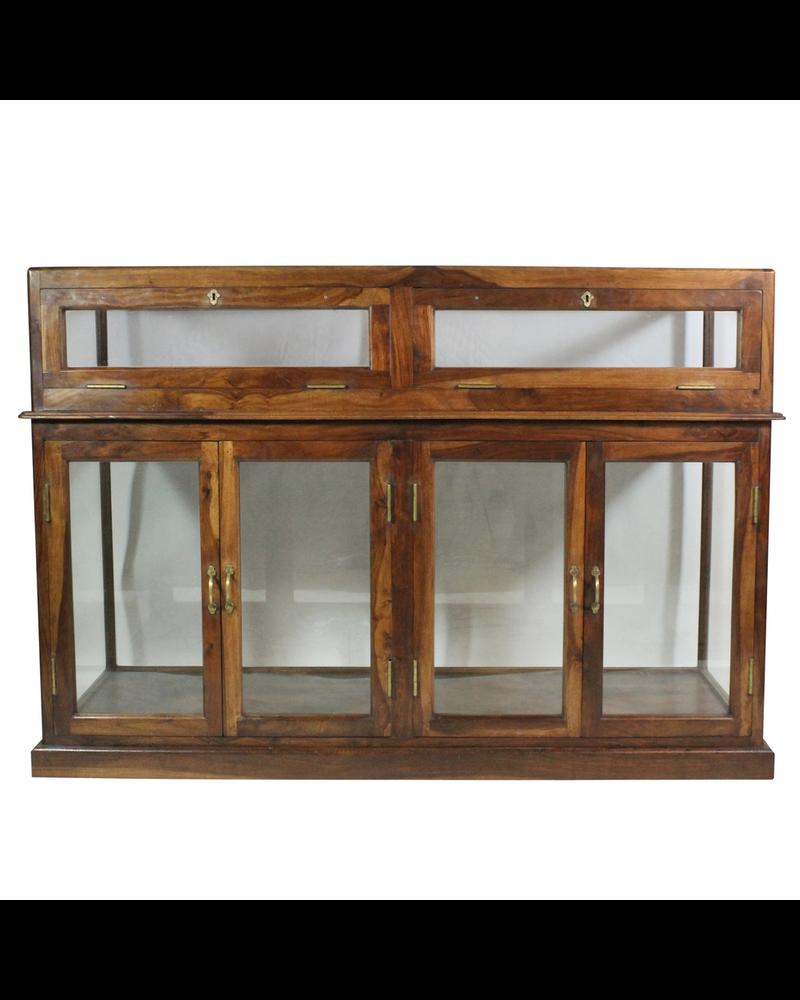 HomArt Havana Display Cabinet - Rectangle