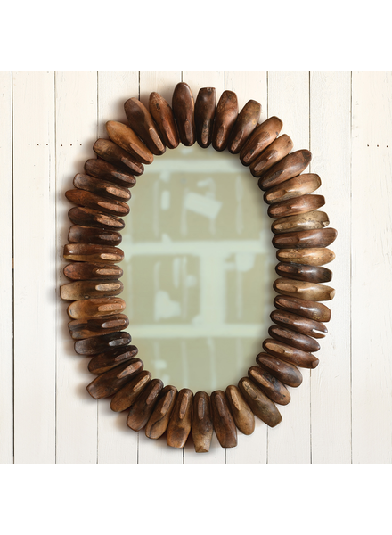 HomArt Cobbler Mirror - Oval