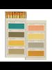 HomArt Painters Handbook HomArt Matches - Set of 3