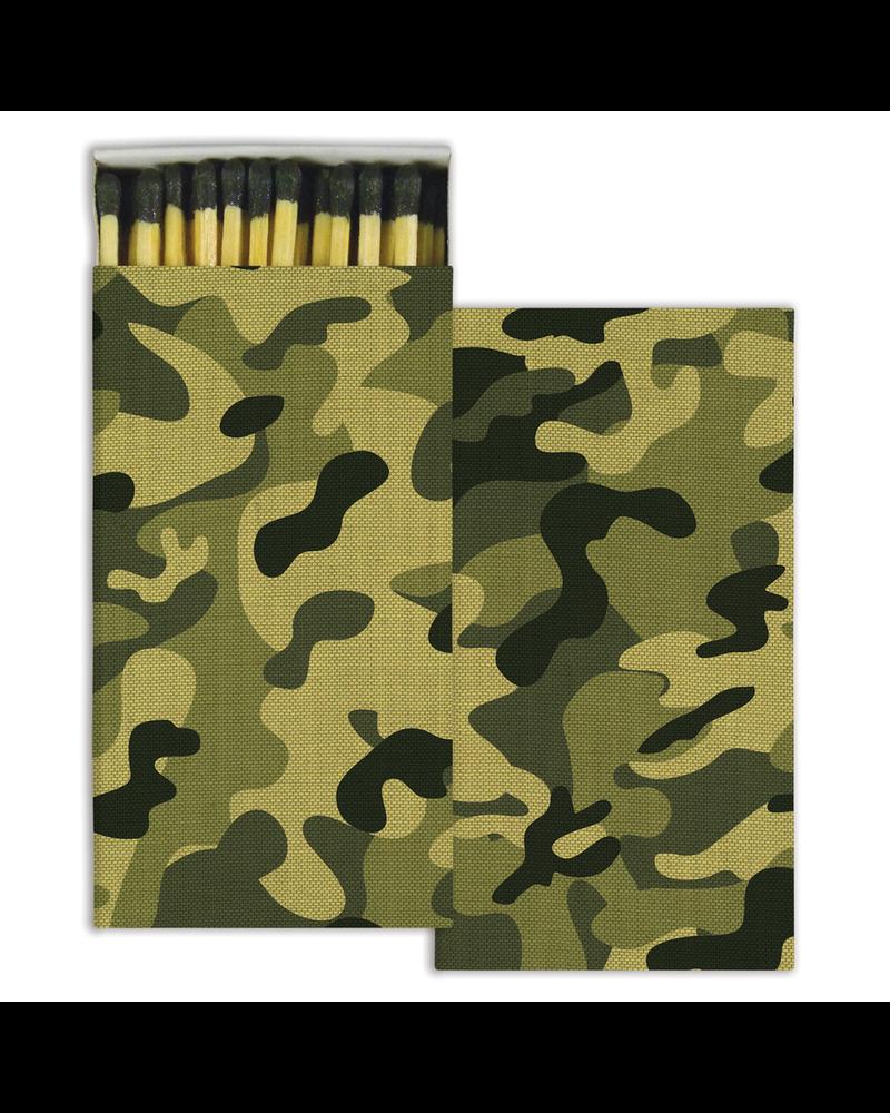 HomArt Camouflage HomArt Matches - Set of 3