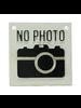 HomArt Cast Iron Sign - No Photo Logo