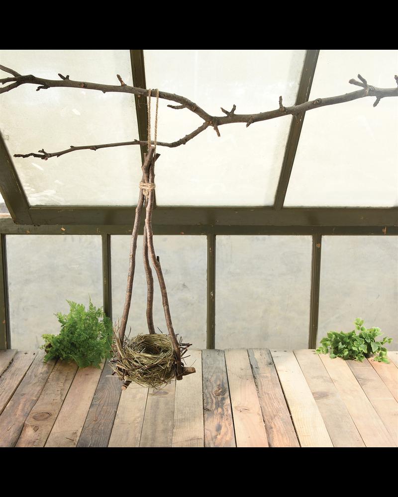 HomArt Hanging Nest with Sticks