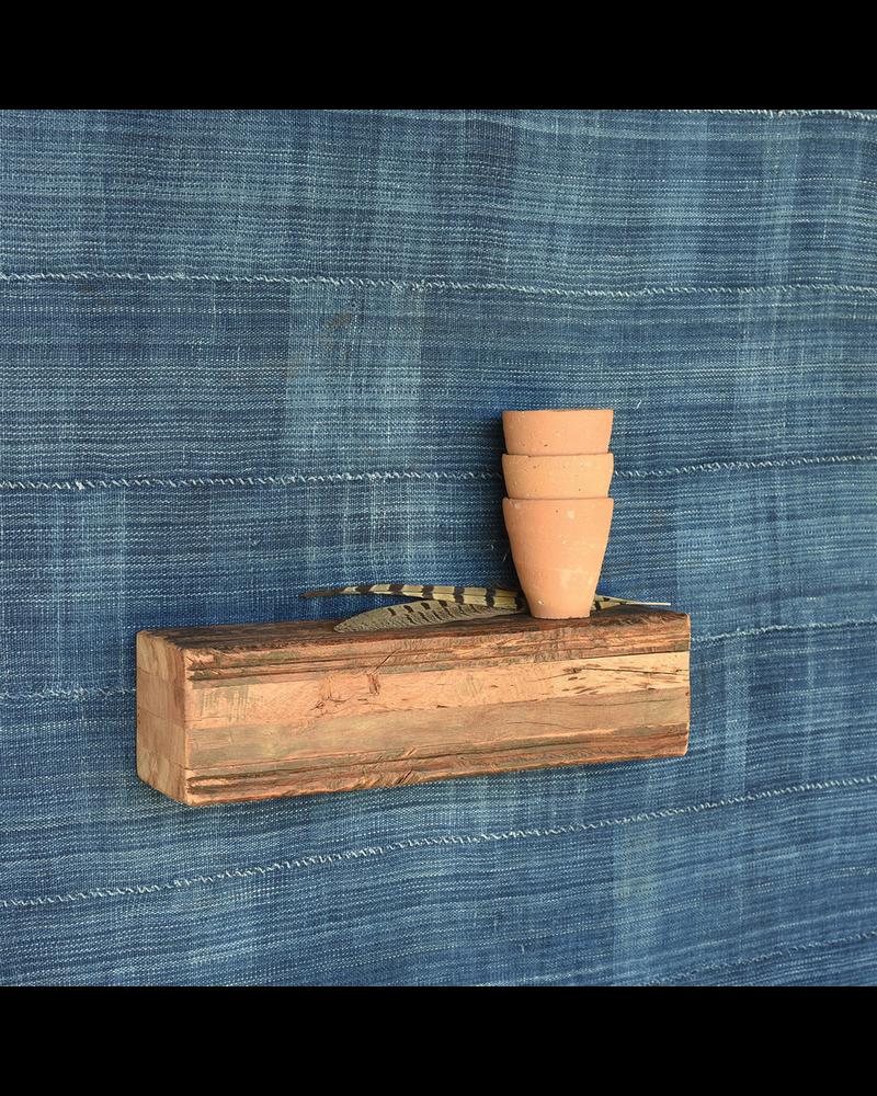 HomArt Layered Wood Wall Shelf